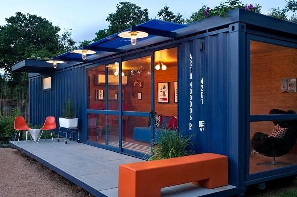 jasa modifikasi kontainer rumah
